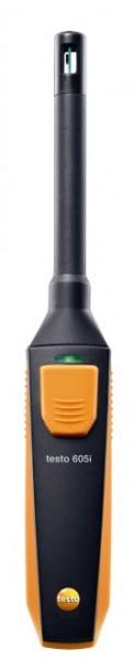 Testo Thermohygrometer mit Smartphone-Bedienung (605i)