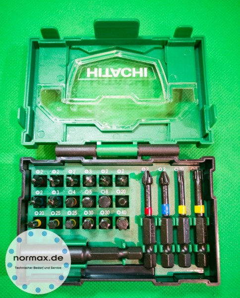 Hitachi Bit-Box 23 tlg.