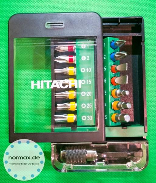 Hitachi Bit-Box 15 tlg.