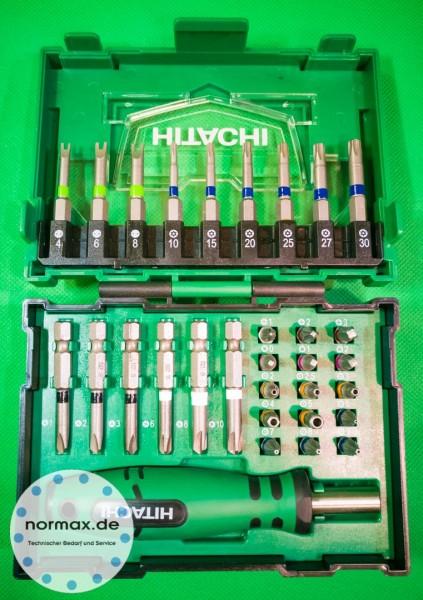 Hitachi Bit-Box 31 tlg.