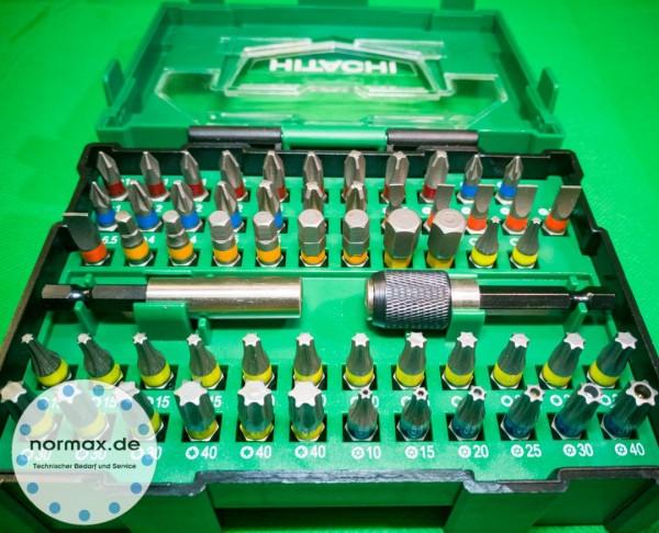 Hitachi Bit-Box 60 tlg.