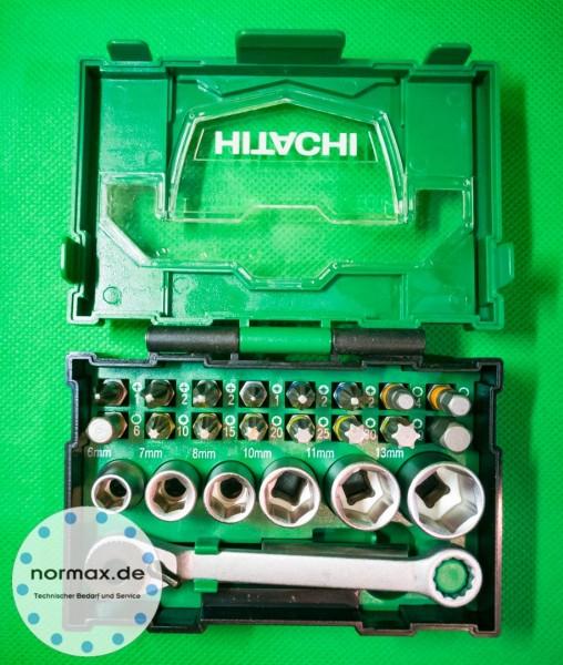 Hitachi Bit-Box 24 tlg.